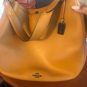 Beautiful Authentic Coach Shoulder Bag
